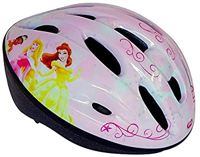 Disney Princess Girls Bike Helmet (50-56cm) by Disney