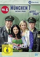 M�nchen 7 - Zwei Polizisten und ihre Stadt - Staffel 6