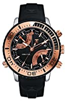 TX Unisex T3C414 550 Series World Time Sport Stainless Steel Watch