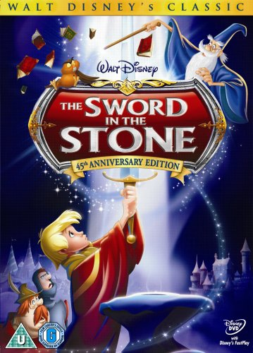 The Sword In The Stone (45th Anniversary Edition) [DVD] [1963]