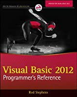 Visual Basic 2012 Programmer's Reference Front Cover