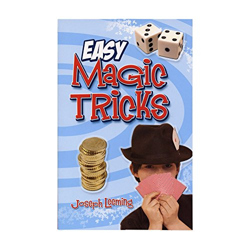 MMS Easy Magic Tricks by Joseph Leeming - Book
