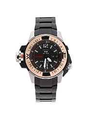 Seiko Men's SKZ320 Sport Automatic Stainless Steel Black Dial Watch