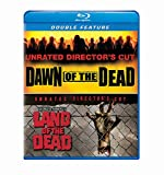 Dawn of the Dead / George a Romero's Land of Dead [Both films are unrated Director's cuts] - [Region B / Blu Ray] -