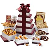 Broadway Basketeers Majestic Moments Gift Tower