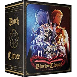 Black Clover: Season One Part Three [Blu-ray]
