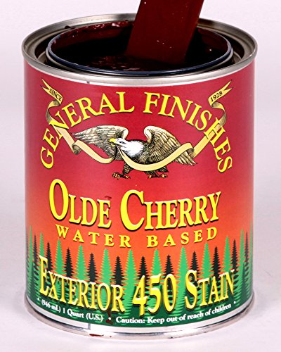 general-finishes-water-based-exterior-450-stain-olde-cherry-quart