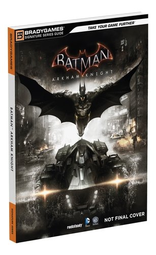 Interactive Entertainment To Create The Guides For Batman Arkham Asylum City And Origins