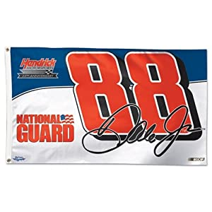 Wincraft Dale Earnhardt, Jr. National Guard Two Sided 3