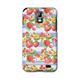 Amazon.co.jpCollaBorn GalaxyS2 LTE Strawberry Border OS-GL-048