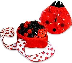 Lady Bug Medium Keepsake Box Candy & Candle Gift Box