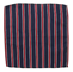 Orien Mens Gentlemens Comfort Striped Printed Handkerchiefs Pocket Square Hanky