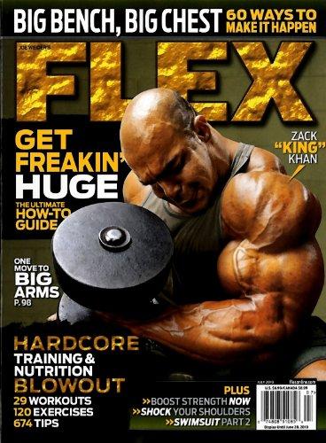 Flex [US] July 2010 (単号)