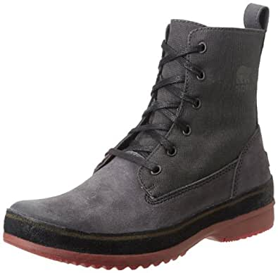 Sorel Men's Woodbine Surplus NM1783 Boot,Dark Shadow,11 M US