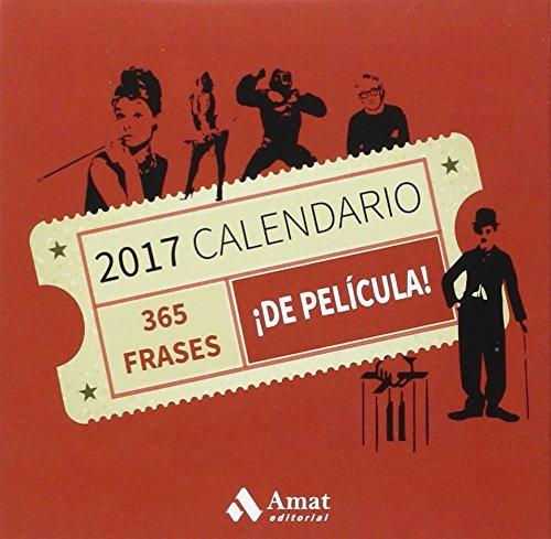 365 frases ¡de película!: Calendario 2017