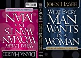 img - for What Every Woman Wants in a Man/What Every Man Wants in a Woman book / textbook / text book