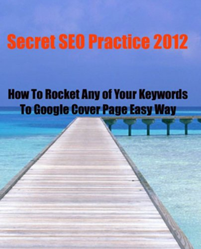 How To Rocket All Your Keywords To Google Cover Page Easy Way