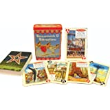 Amusements & Attractions Playing Cards In Collectible Tin