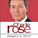 Charlie Rose: David Letterman, Robert Plant, Jimmy Page, and John Paul Jones, January 4, 2013 | Charlie Rose