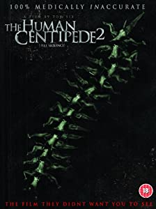 The Human Centipede 2 [DVD]