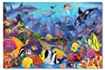 Melissa & Doug Underwater Floor 48 Pc...