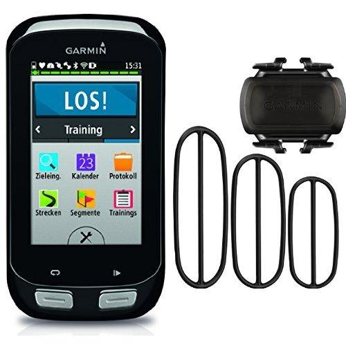 Garmin Edge 1000 + Sensor de cadencia para bicicleta