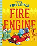 img - for The Too Little Fire Engine (G&D Vintage) book / textbook / text book