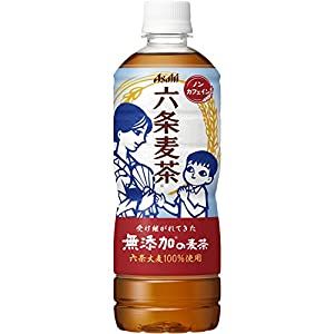 アサヒ 六条麦茶 600ml×24本