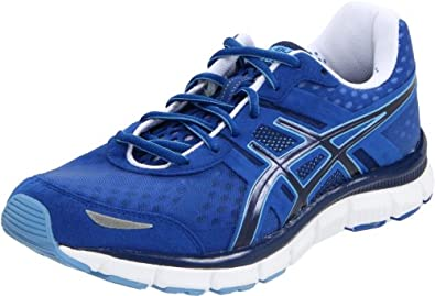 ASICS Men's Gel-Blur33 Running Shoe,Jet Blue/White/Ocean,12.5 M US