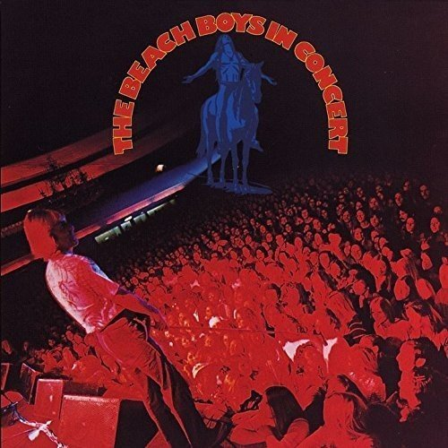 The Beach Boys In Concert (SHM-CD)