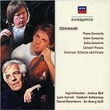 Klavierkonzert op. 54 / Violinkonzert / Cellokonzert op. 129 /  Konzertstück op. 86 / Ouvertüre, Scherzo & Finale op. 52