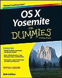 Bob LeVitus OS X Yosemite for Dummies (For Dummies (Computer/Tech))