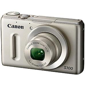 Canon デジタルカメラ PowerShot S100