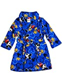 Disney - Little Boys Long Sleeve Mickey Mouse Robe