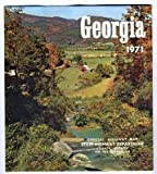 1971 Official Highway Map of Georgia