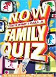 Now That's What I Call A Family Quiz [DVD]