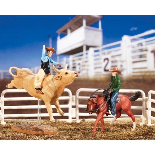 Breyer CollectiBulls Rodeo Playset