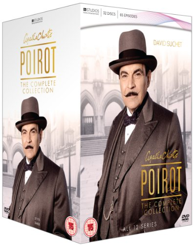Agatha Christie's Poirot - Complete Collection