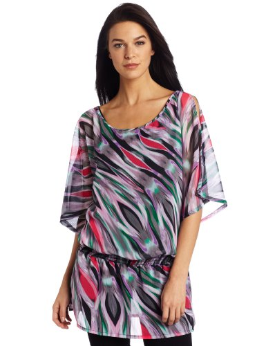 Kenneth Cole Women's Light as A Feather Tunic