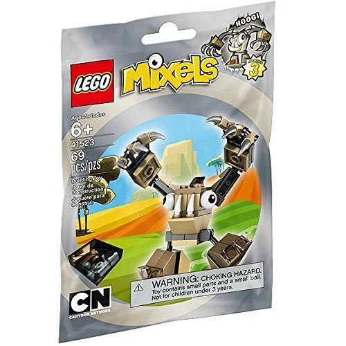 LEGO Mixels 41523 HOOGI Building Kit - 1