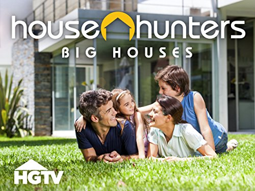 House Hunters: Big Houses Volume 1