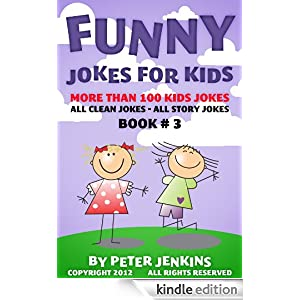Jokes For Kids All Clean Ages Book Funny thumb