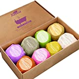 8-Ultra-Lush-Bath-Bombs-by-Keeva-Organics-40-oz-Luxurious-Bombs-Infused-With-Over-21-Essential-Oils-Natural-Ingredients-Carefully-Hand-Crafted-in-the-USA-Perfect-Gift-Idea