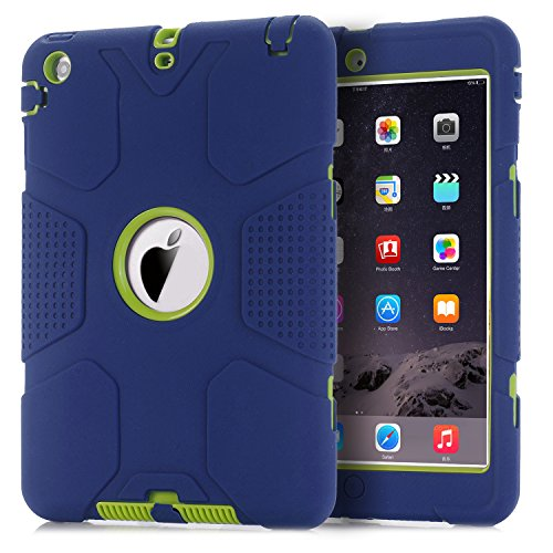 Sale!! iPad Mini Case, iPad Mini 2 Case,iPad Mini 3 Case,TOPSKY [Robot Series] High Impact Defender ...
