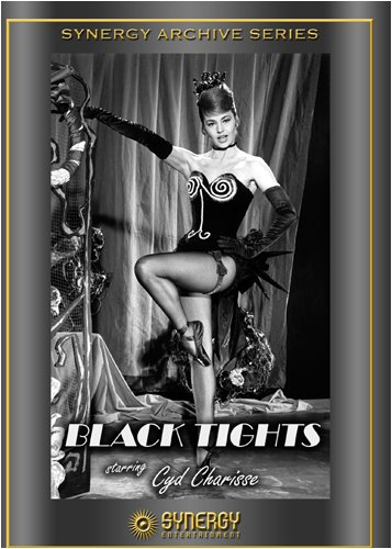 Cover art for  Black Tights