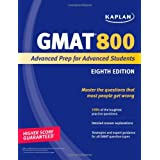 Kaplan GMAT 800: Advanced Prep for Advanced Studentsby Kaplan