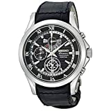 Watch Seiko Premier Spc053p1 Men´s Black