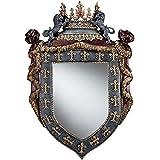 Design Toscano Chteau St. Roche Sculptural Wall Mirror