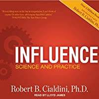 Influence: Science and Practice, ePub, 5th Edition Hörbuch von Robert B. Cialdini Gesprochen von: Lloyd James