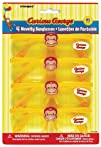 Curious George Sunglasses 4 count